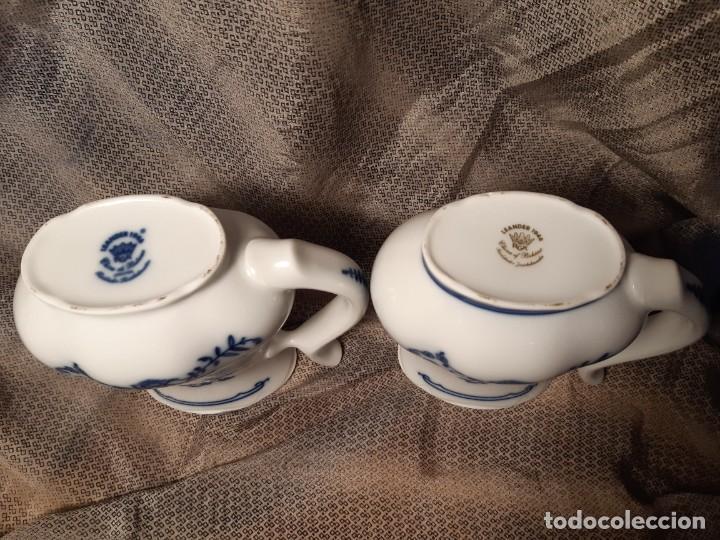 Vintage: porcelana, Taza-mug, LEANDER 1946 RGK, - Foto 3 - 253164650