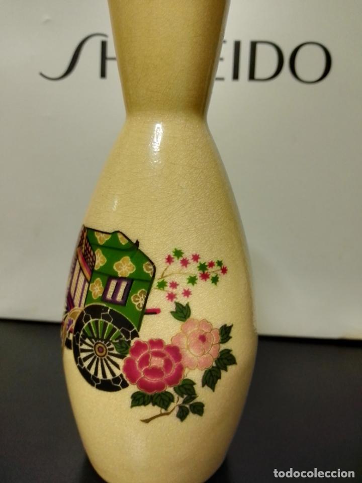 Vintage: Satsuma Japan. Tres bonitas piezas con decoración variada . - Foto 3 - 253358920