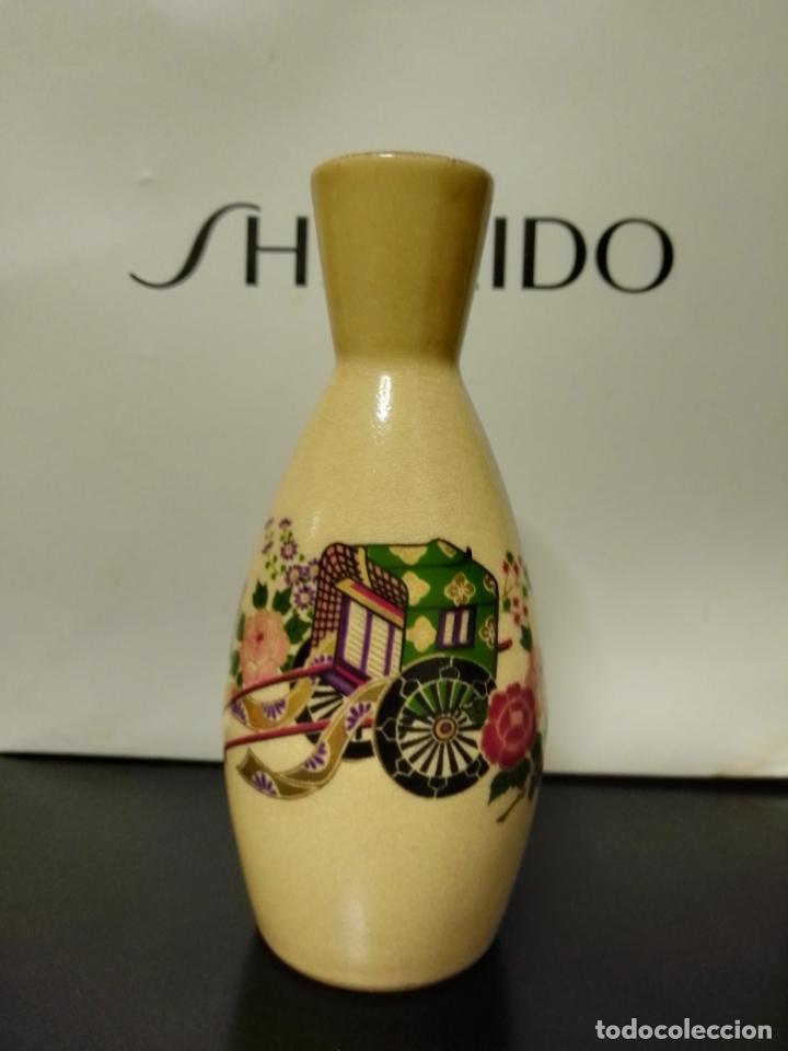 Vintage: Satsuma Japan. Tres bonitas piezas con decoración variada . - Foto 4 - 253358920