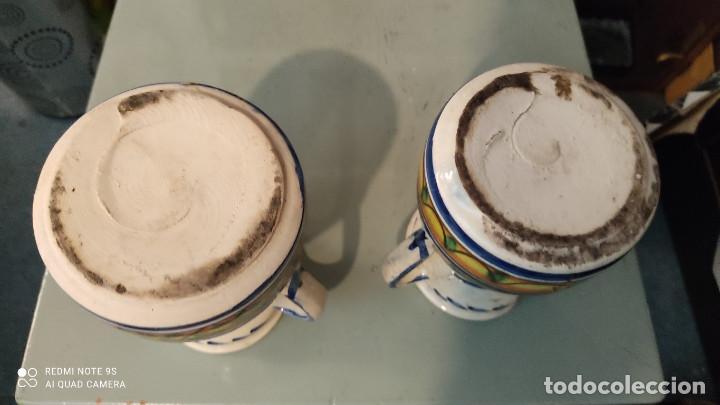 Vintage: 2 jarras ceramica - Foto 2 - 255396010