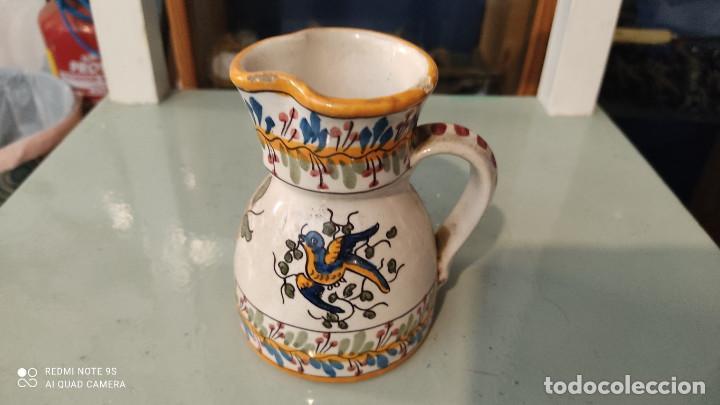 JARRA CERAMICA (Vintage - Decoración - Porcelanas y Cerámicas)