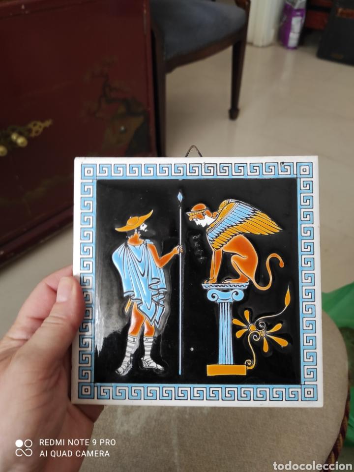 Vintage: Azulejo decoración exterior - Foto 3 - 262050375
