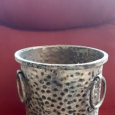 Vintage: PARAGUERO METAL. Lote 262144150