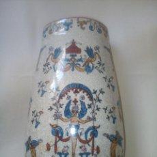 Vintage: PRECIISO JARRON DE CERAMICA ORIENTAL. Lote 264044645