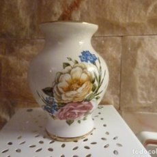 Vintage: PEQUEÑO JARRÓN SILSOR. IRONSTONE. Lote 266156068