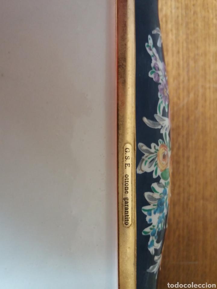 Vintage: Joyero Limoges (pintado a mano) - Foto 8 - 266559293
