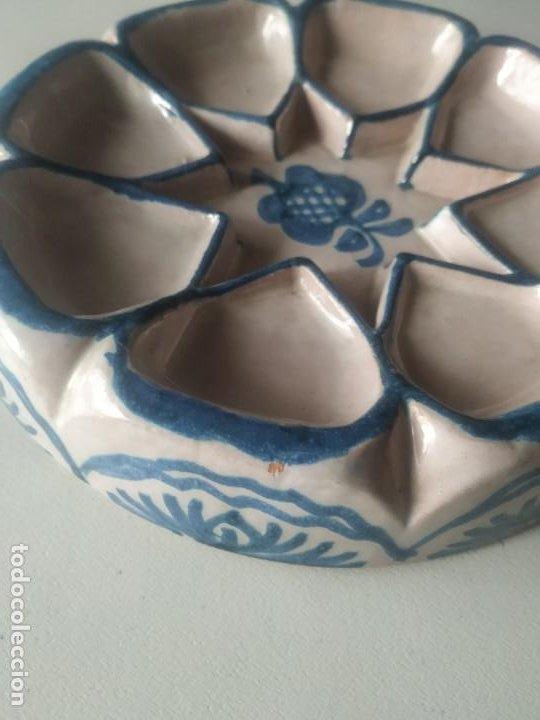 Vintage: Fuente bandeja nazarí. Encarnación cerámicas. - Foto 5 - 266791764