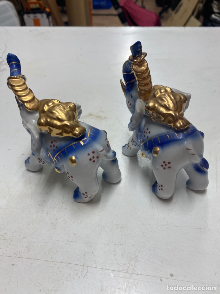 Vintage: Elefantes - Foto 3 - 268633194