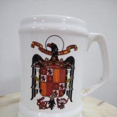 Vintage: JARRA ESCUDO FRANQUISTA. Lote 269087438