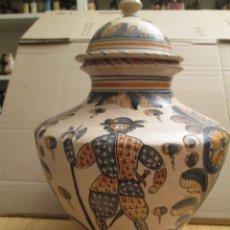 Vintage: PRECIOSO JARRON TAMAÑO GRANDE. Lote 276125518