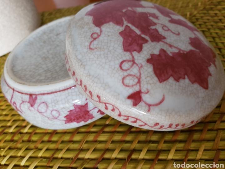 Vintage: Caja de cerámica +25 años - Foto 2 - 277849298
