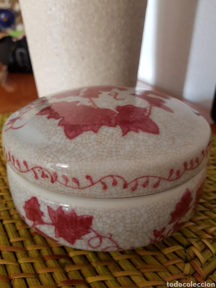 Vintage: Caja de cerámica +25 años - Foto 3 - 277849298