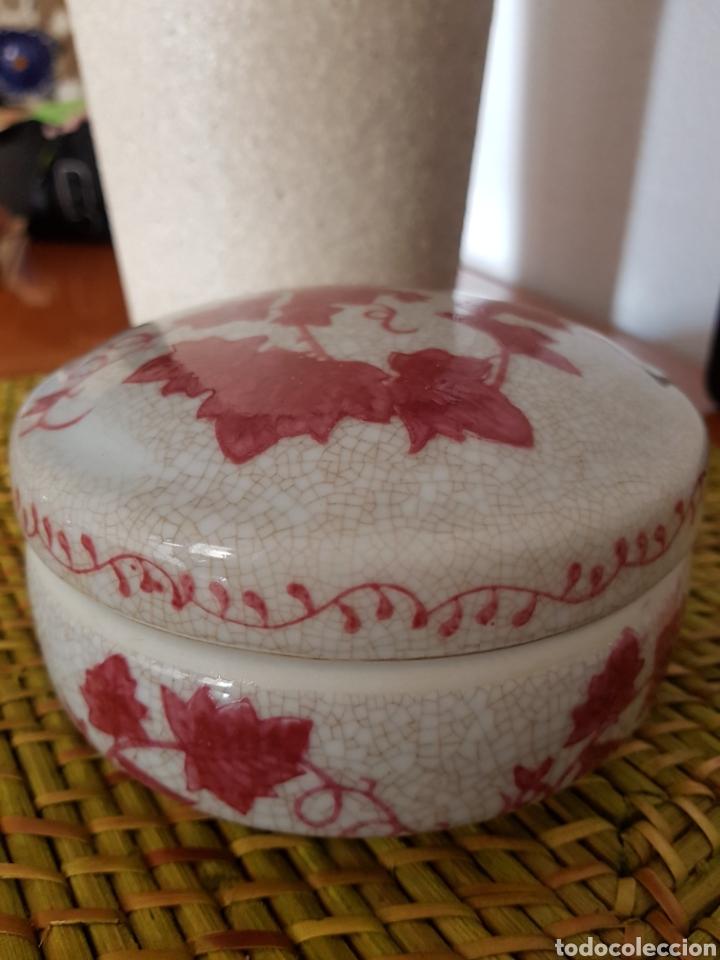 Vintage: Caja de cerámica +25 años - Foto 4 - 277849298