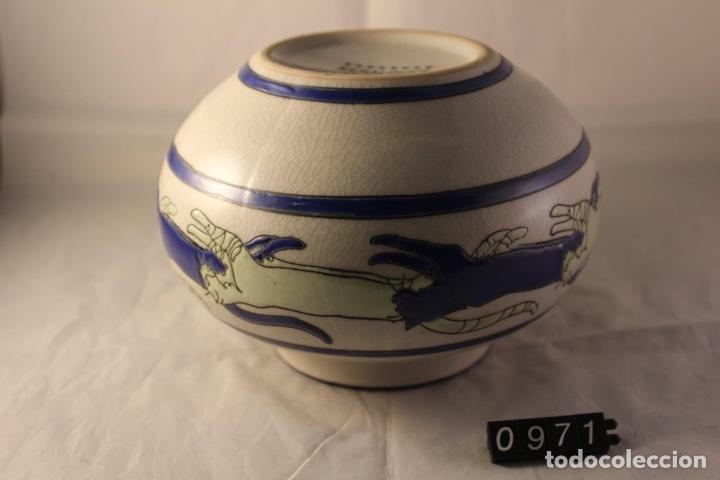 Vintage: Jarron ceramica Keralouve Lalouviere - Foto 4 - 278570183
