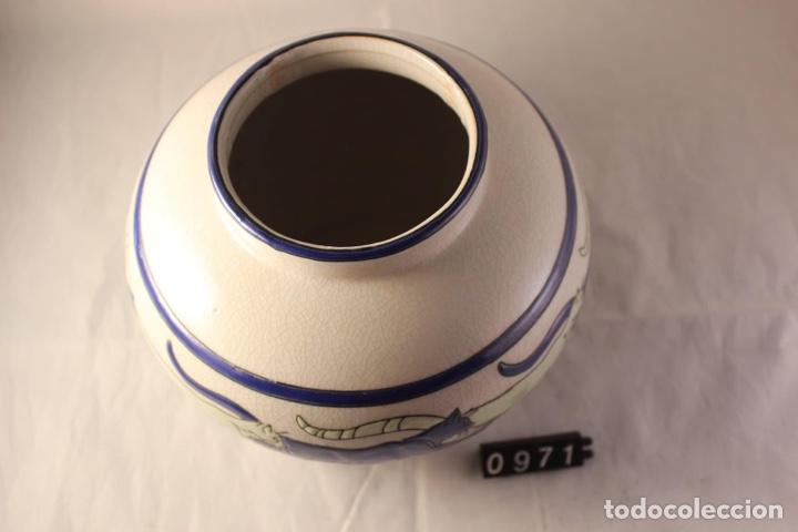 Vintage: Jarron ceramica Keralouve Lalouviere - Foto 6 - 278570183