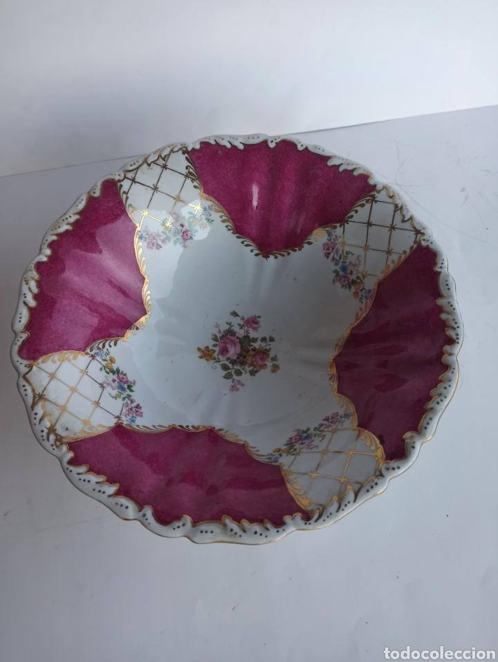 FRUTERO (Vintage - Decoración - Porcelanas y Cerámicas)