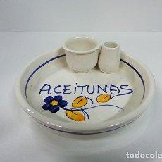 Vintage: ACEITUNAS Y HUESOS (2/14). Lote 287908748