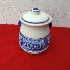 Vintage: TARRO PARA LA SAL. Lote 290800498