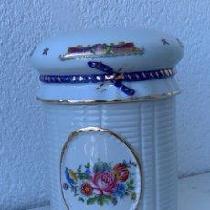 Vintage: POTE DE PORCELANA LIMOGES. Lote 292092878