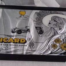 Vintage: MARCO CON ESPEJO PUBLICITARIO RICARD. Lote 295523463