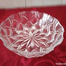 Vintage: BOTITA FUENTE DE CRISTAL. Lote 295700993