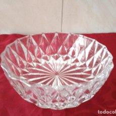 Vintage: BOTITA FUENTE DE CRISTAL. Lote 295701303