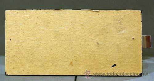Vintage: Candelero art deco onix y metal años 50 - Foto 4 - 11150350