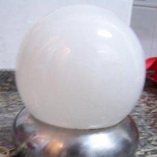Vintage: LAMPARA DE MESA O MESITA VINTAGE DE LOS AÑOS 60S / 70S ORIGINAL SPACE AGE RETRO. Lote 21776379