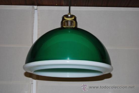 LÁMPARA DE TECHO DE LOS AÑOS 60 - RETRO - VINTAGE (Vintage - Lámparas, Apliques, Candelabros y Faroles)