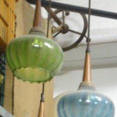 Vintage: FANTASTICA LAMPARA. Lote 26087203