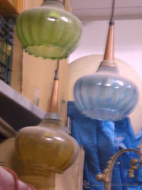Vintage: FANTASTICA LAMPARA - Foto 2 - 26087203