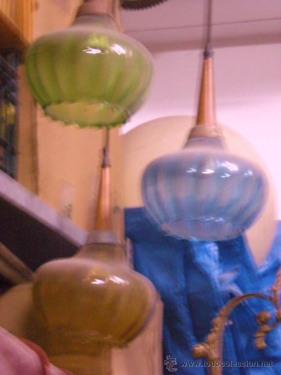 Vintage: FANTASTICA LAMPARA - Foto 3 - 26087203