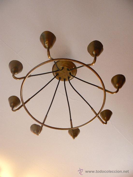 Lampara de techo tipo ara plafones a comprar l mparas vintage apliques - Tipos de lamparas de techo ...