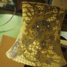 Vintage: ORIGINAL LAMPARA. Lote 28618928