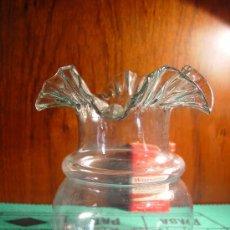 Vintage: TULIPA PARA LAMPARA O QUINQUE. Lote 28674597