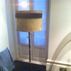 Vintage: LAMPARA DE PIE. Lote 30533524