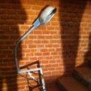 Vintage: 3 LAMPARAS FOCOS INDUSTRIALES CURIOSO DISEÑO. Lote 61750116