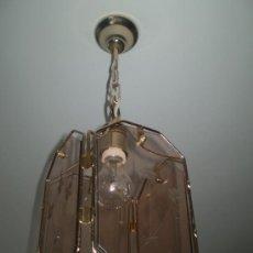 Vintage: LAMPARA AÑOS 70. Lote 30206268