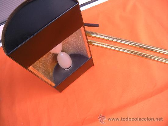Vintage: LAMPARA DE SOBREMESA FLEXO DE MESA DESPACHO ESTUDIO - Foto 2 - 30677175