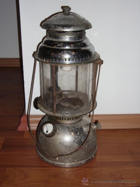 Lampara de parafina keroseno hasag made in ge comprar l mparas vintage apliques - Comprar parafina para estufas ...