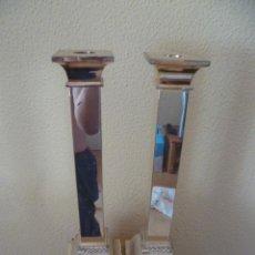 Vintage: 2 CANDELABROS DE MARCA MARKS & SPENCER. (VER FOTOS). Lote 32301191