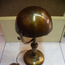 Vintage: LAMPARA SOBREMESA VINTAGE. Lote 32772550