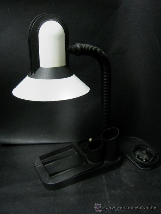 ANTIGUO LAMPARA FLEXO FASE - MADE IN SPAIN - AÑOS 80 - LAMPARAS VINTAGE (Vintage - Lámparas, Apliques, Candelabros y Faroles)