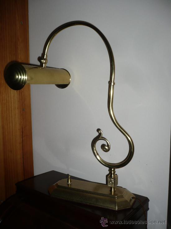Vintage: LAMPARA ESCRITORIO - Foto 2 - 33796291