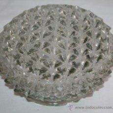 Vintage: CRISTAL PARA LAMPARA - PLAFON - APLIQUE - VINTAGE. Lote 35555981