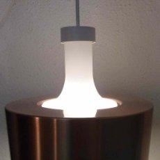 Vintage: LAMPARA TECHO ORIGINAL AÑOS 60/70 STAFF DESIGN ERA SPACE AGE. Lote 40454462