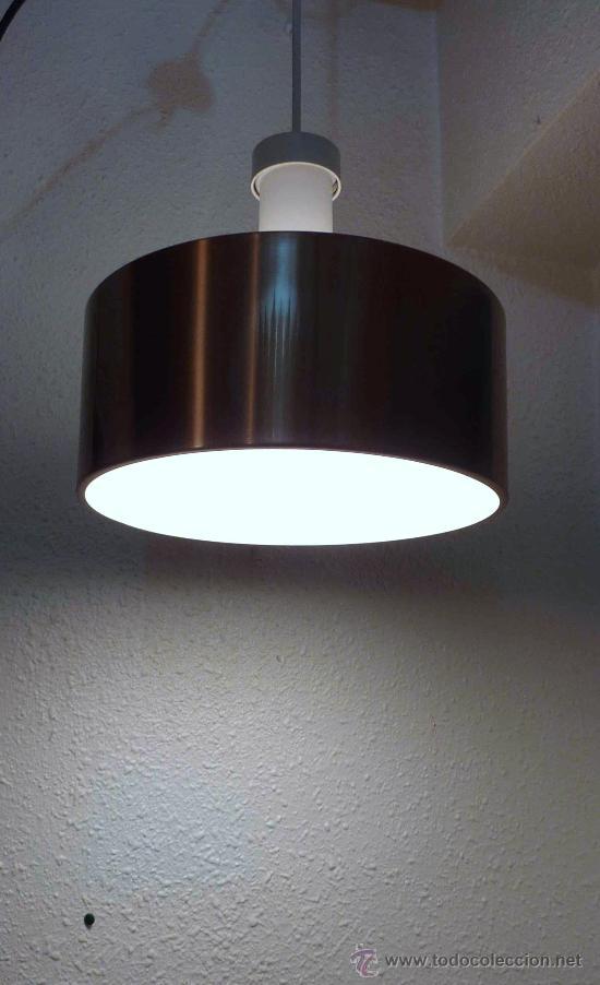 Vintage: LAMPARA TECHO ORIGINAL AÑOS 60/70 STAFF DESIGN ERA SPACE AGE - Foto 2 - 40454462