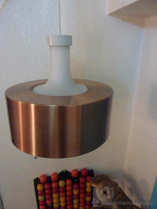 Vintage: LAMPARA TECHO ORIGINAL AÑOS 60/70 STAFF DESIGN ERA SPACE AGE - Foto 3 - 40454462