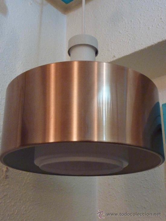 Vintage: LAMPARA TECHO ORIGINAL AÑOS 60/70 STAFF DESIGN ERA SPACE AGE - Foto 5 - 40454462