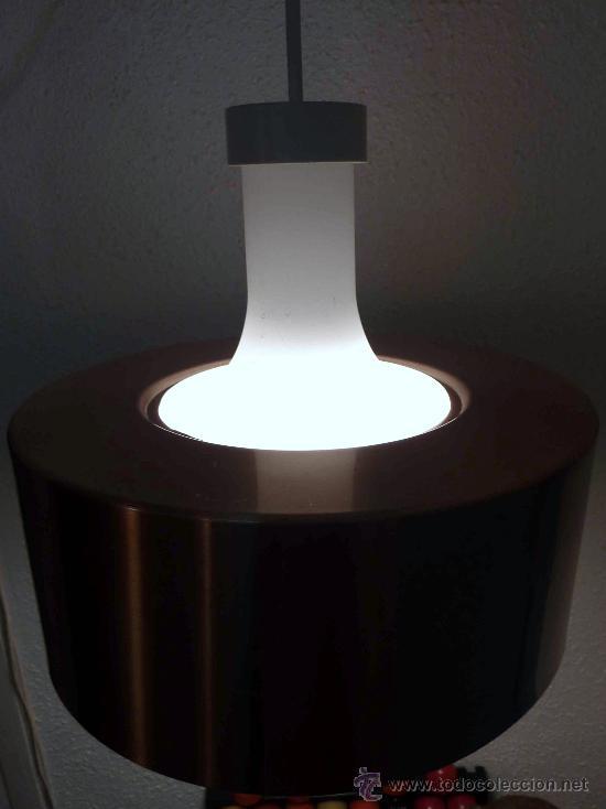 Vintage: LAMPARA TECHO ORIGINAL AÑOS 60/70 STAFF DESIGN ERA SPACE AGE - Foto 6 - 40454462